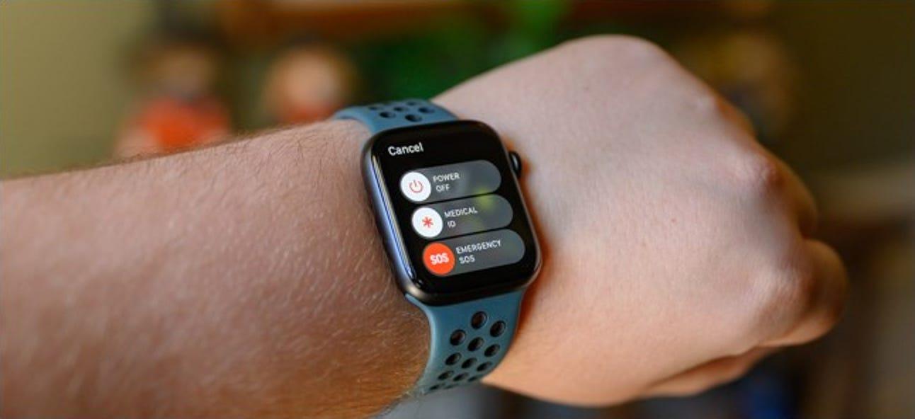 So aktivieren Sie die Sturzerkennung und richten Notfallkontakte auf der Apple Watch ein