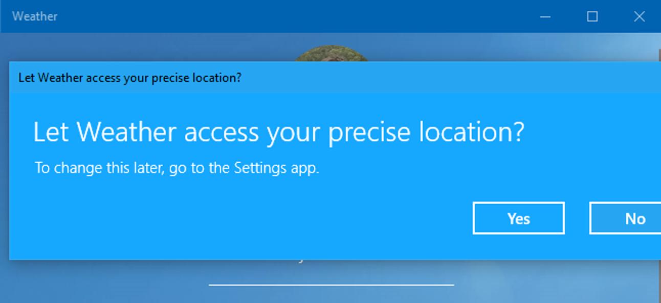 So verwalten Sie App-Berechtigungen unter Windows 10