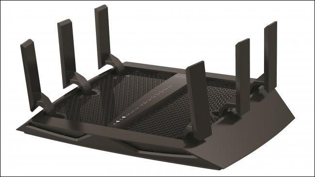 Ein Netgear Nighthawk Wireless-Router.