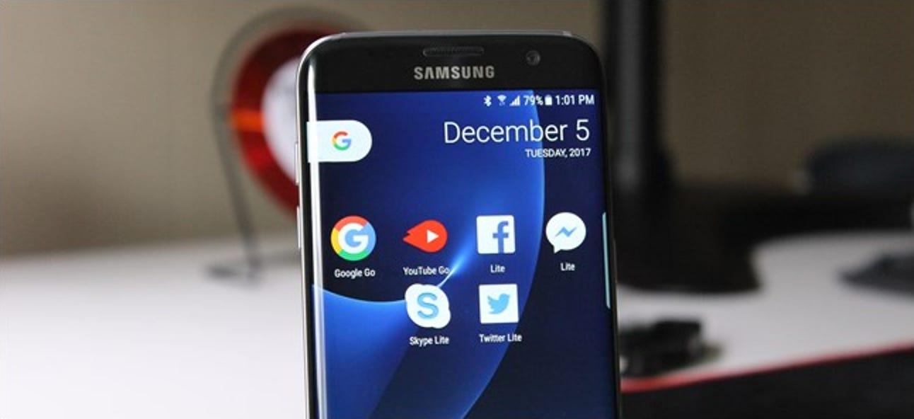 """Die besten """"Lite""""-Versionen Ihrer Lieblings-Android-Apps"""