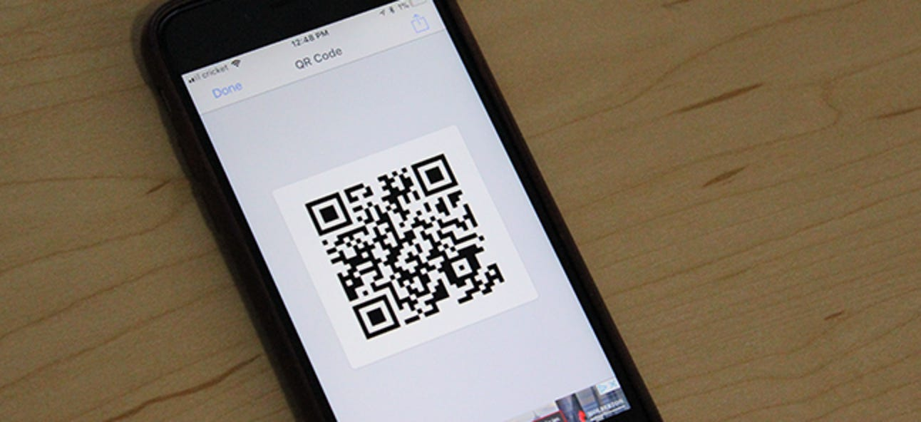 So erstellen Sie Ihre eigenen QR-Codes von Ihrem iPhone oder Android-Telefon