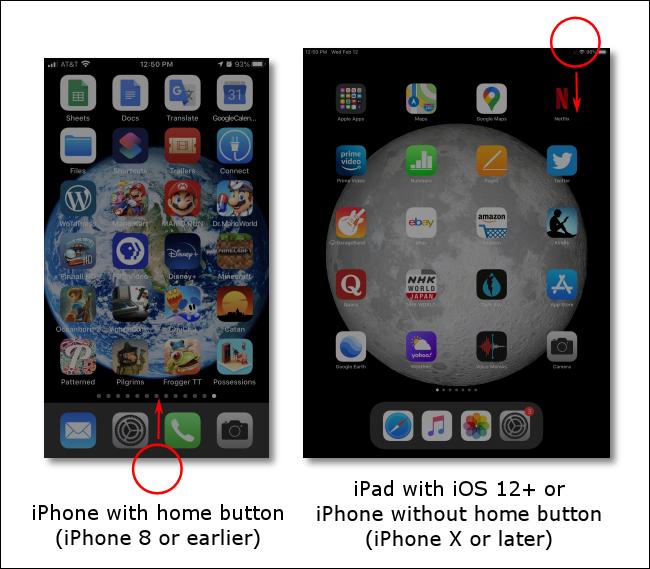 So starten Sie das Kontrollzentrum auf dem iPhone und iPad