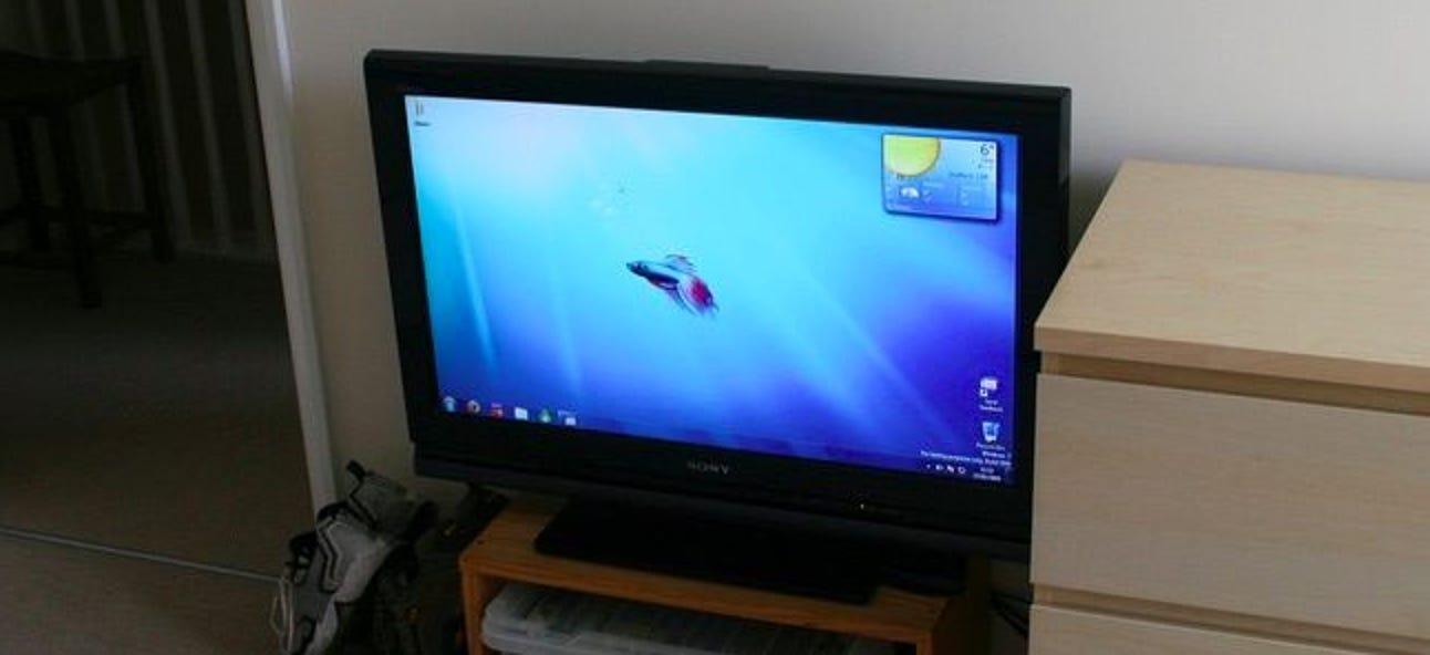 Warum Sie einen PC an Ihren Fernseher anschließen sollten (Keine Sorge, es ist ganz einfach!)