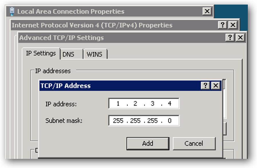 So fügen Sie Windows-Servern schnell mehrere IP-Adressen hinzu