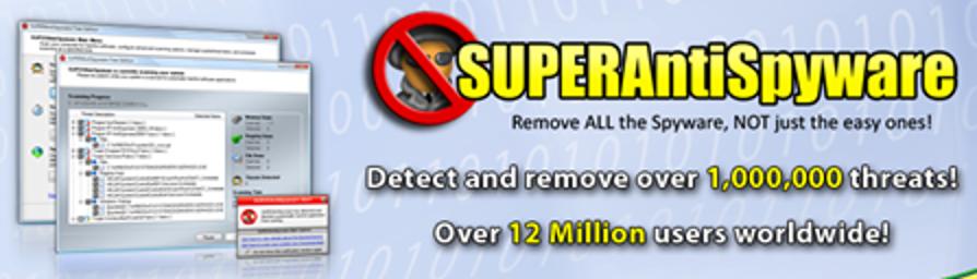 SUPERAntiSpyware Portable ist das unverzichtbare Tool zum Entfernen von Spyware, das Sie benötigen