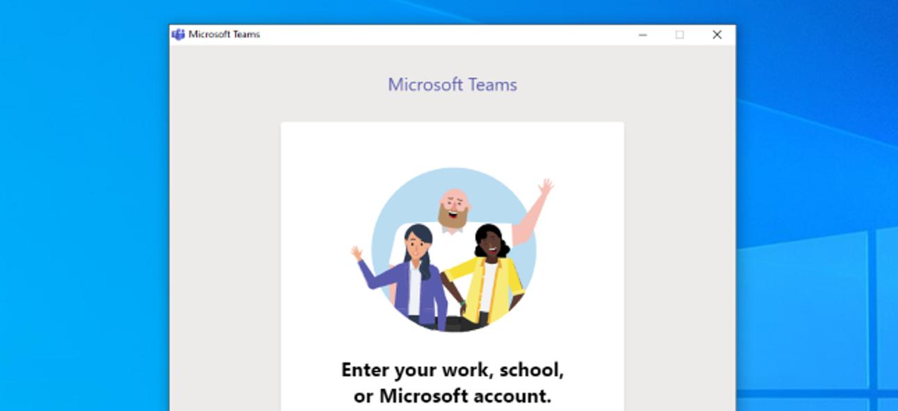 So deinstallieren Sie Microsoft Teams unter Windows 10 dauerhaft