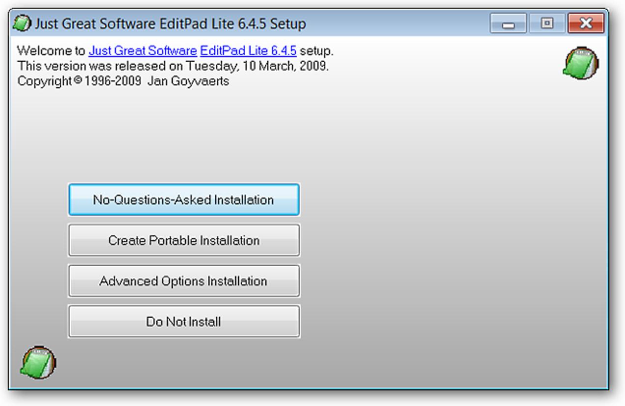 EditPad Lite – Allzweck-Texteditor mit Registerkarten