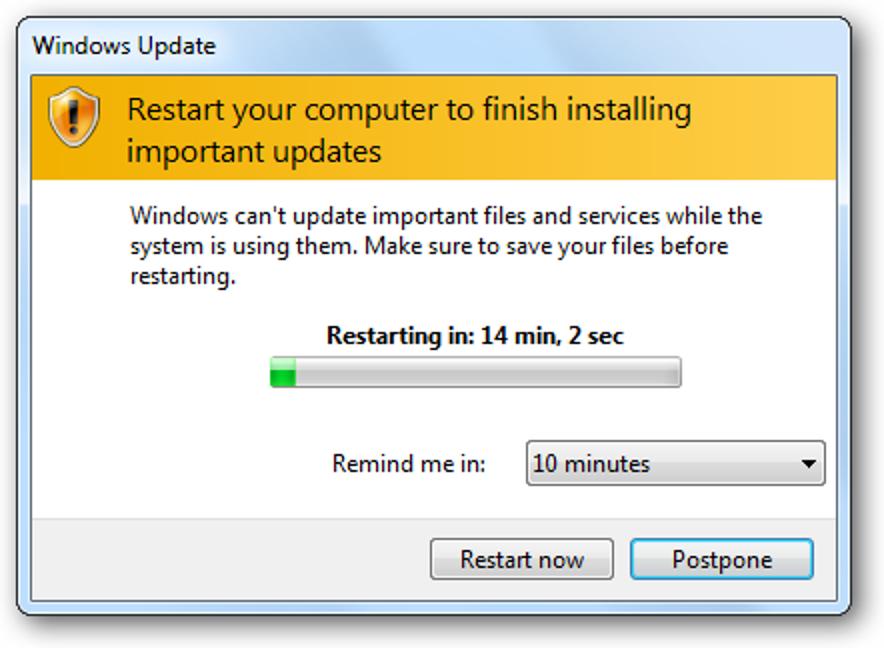 Machen Sie Ihre Apps nach dem Neustart Ihres PCs wieder geöffnet
