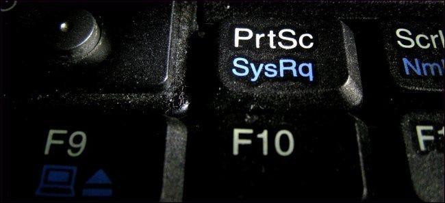 sysrq-Schlüssel