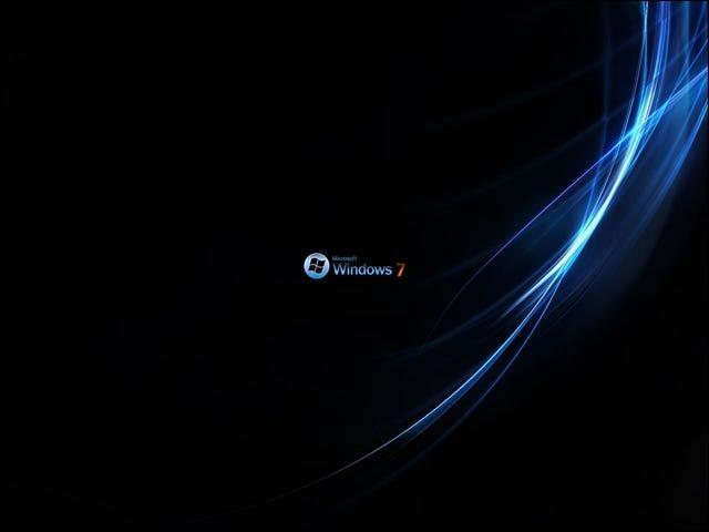 Windows 7-Hintergrund