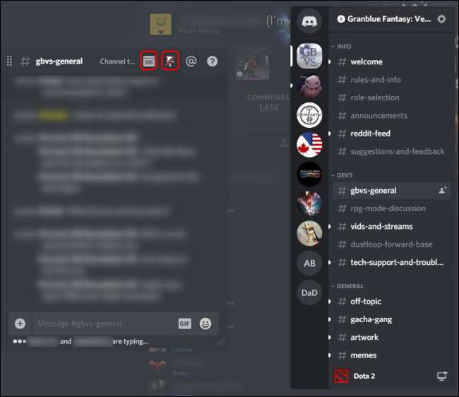Discord In-Game-Overlay