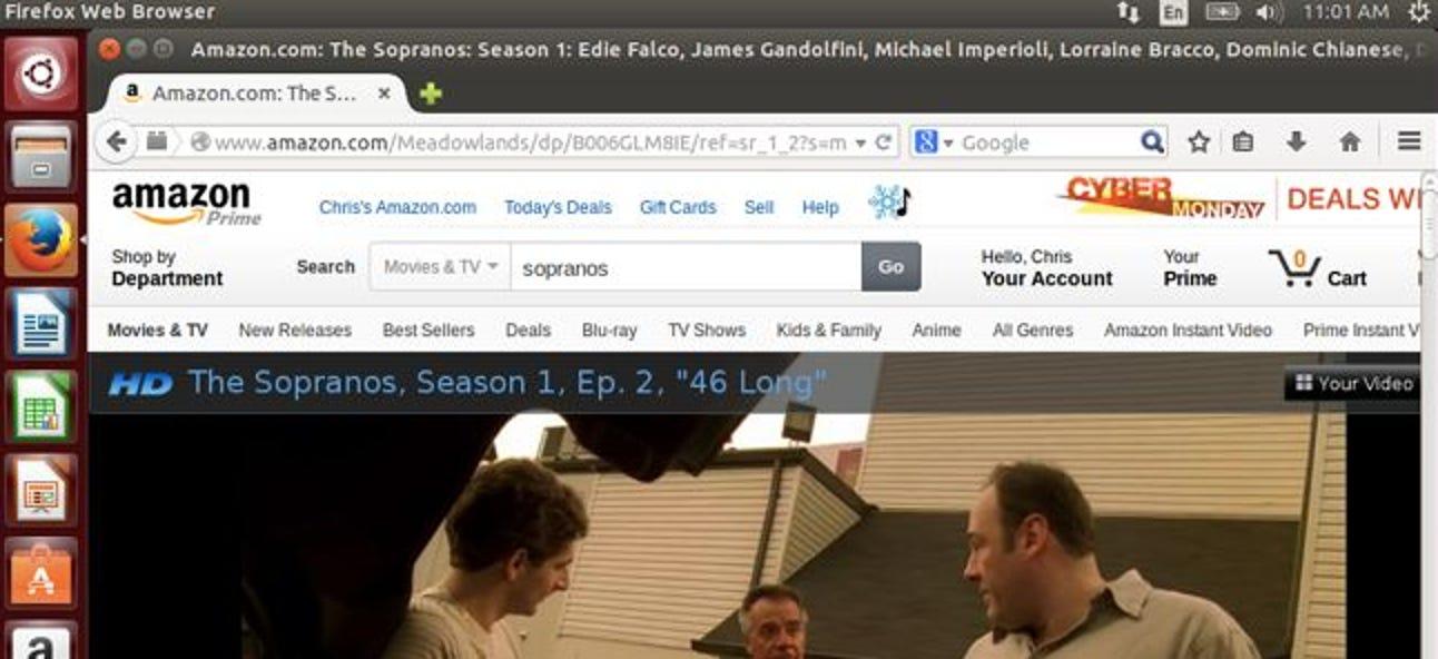 So sehen Sie sich Amazon Instant Video unter Linux an