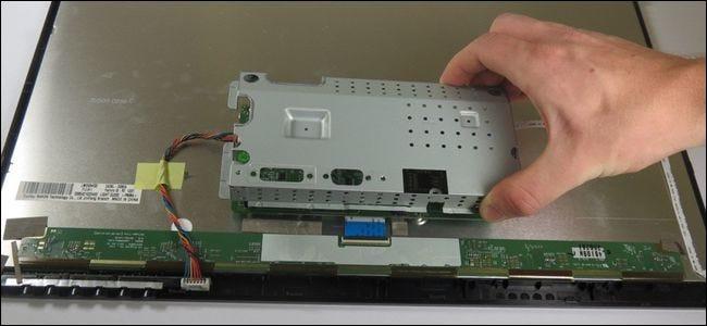 Monitor, in einem Monitor, Input-Lag, Motherboard,