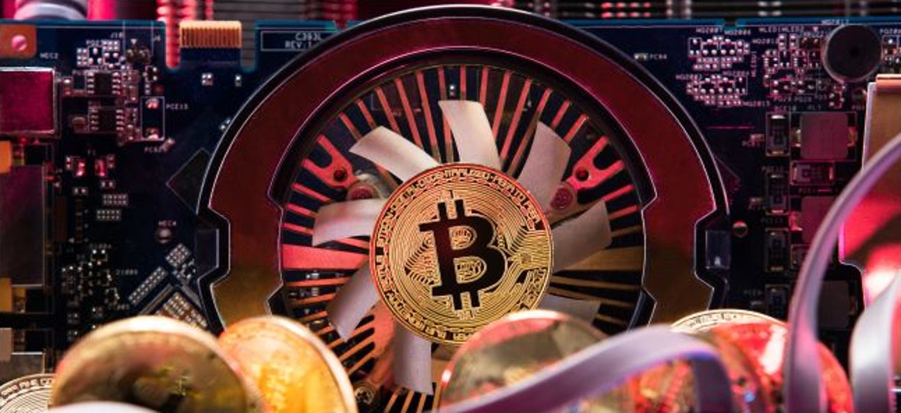 Können Sie mit Ihrem Gaming-PC wirklich Geld verdienen, indem Sie Bitcoin abbauen?