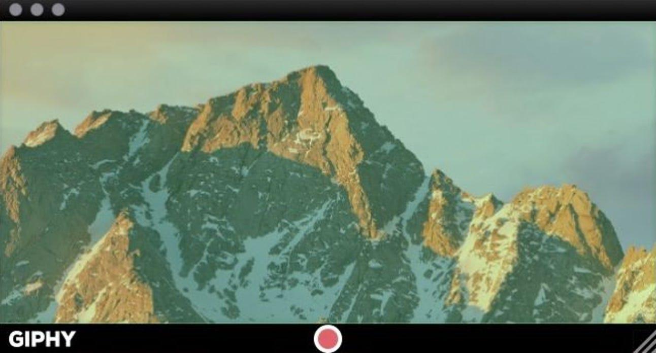 So verwandeln Sie Ihren Computerbildschirm in ein animiertes GIF