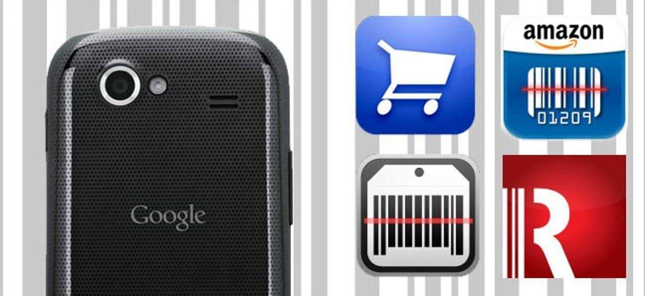 Verwenden Sie Ihr Android-Telefon zum Vergleichsshop: 4 überprüfte Scanner-Apps