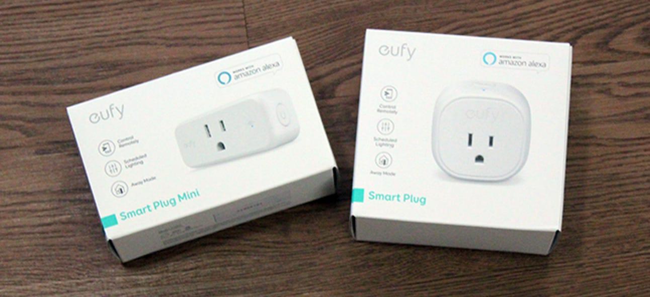 So richten Sie den Eufy Smart Plug ein
