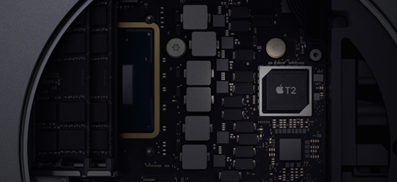 Was macht der T2-Sicherheitschip von Apple in Ihrem Mac?