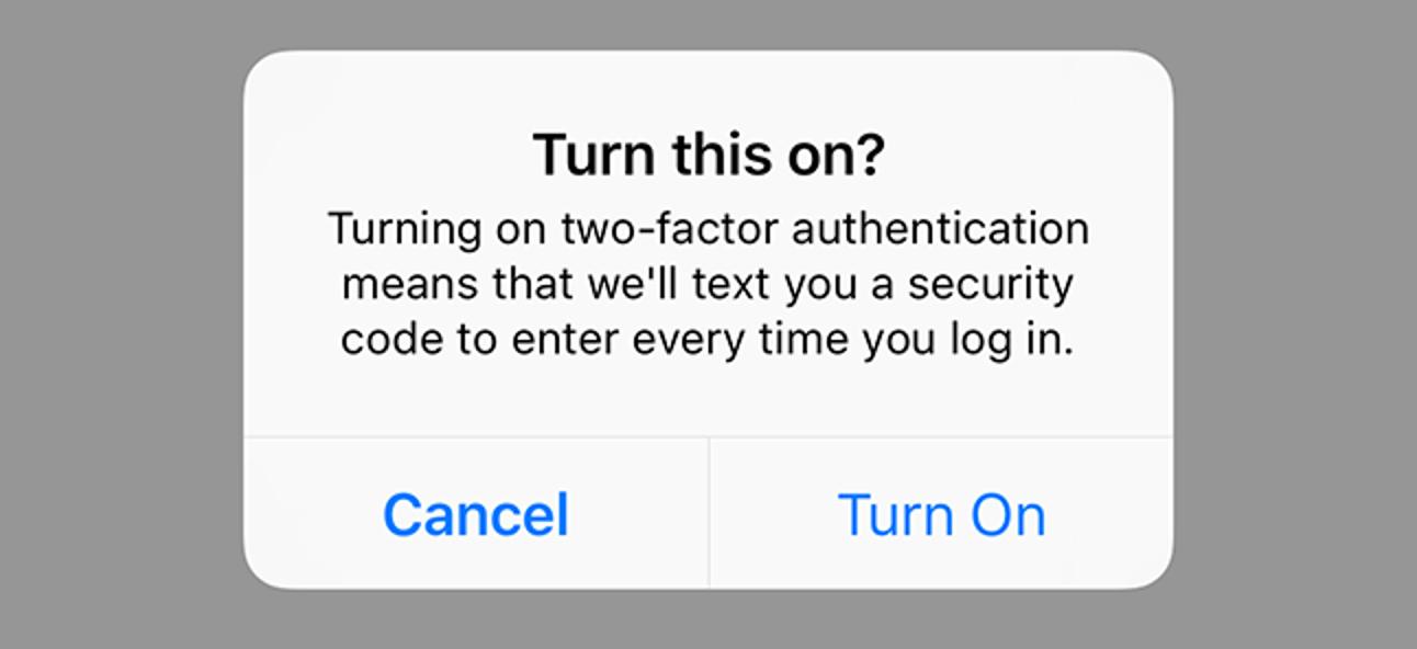So aktivieren Sie die Zwei-Faktor-Authentifizierung auf Instagram
