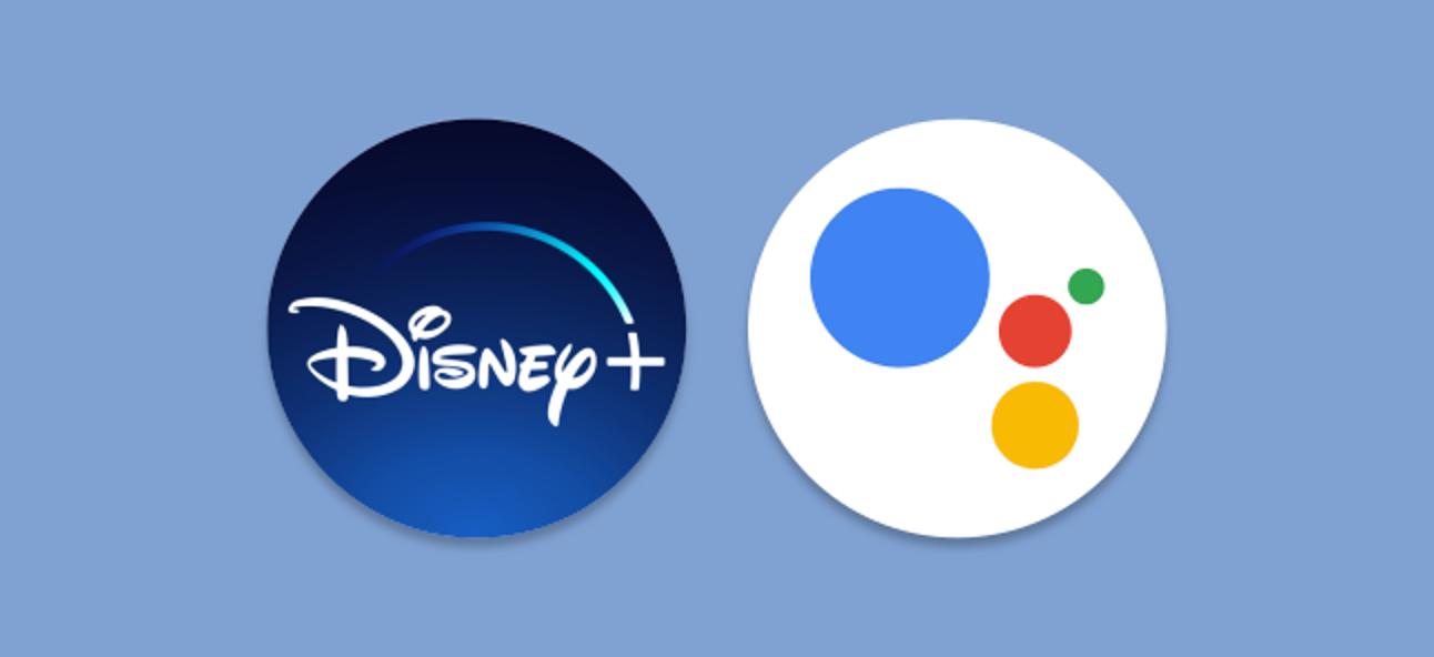So verknüpfen Sie Disney+ mit Google Assistant