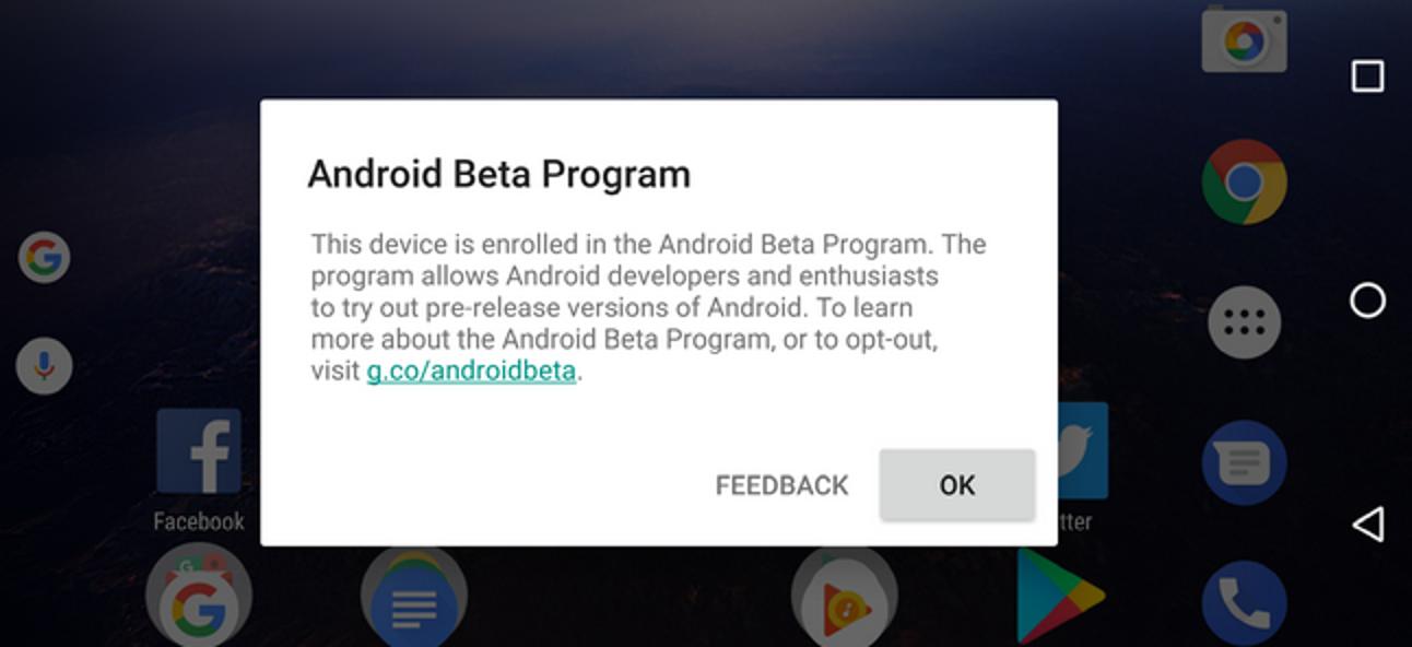 So erhalten Sie die Android O Beta jetzt auf Ihrem Pixel- oder Nexus-Gerät