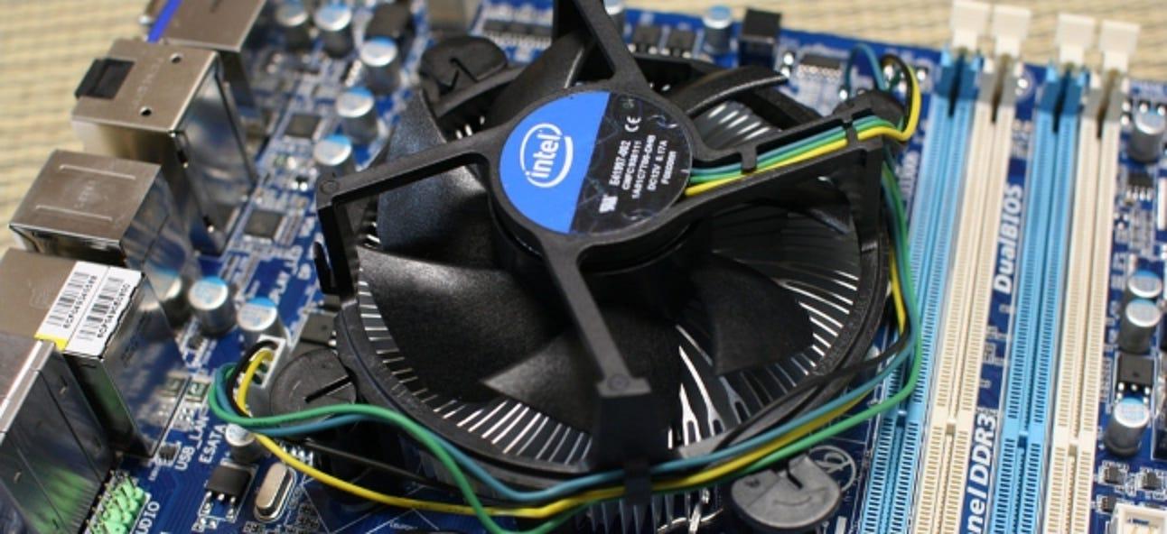 Was ist der Unterschied zwischen drei- und vierpoligen CPU-Lüftern?