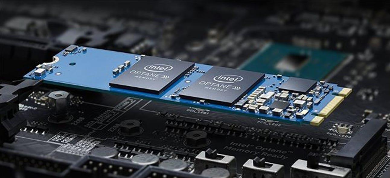 Was ist Intel Optane-Speicher?