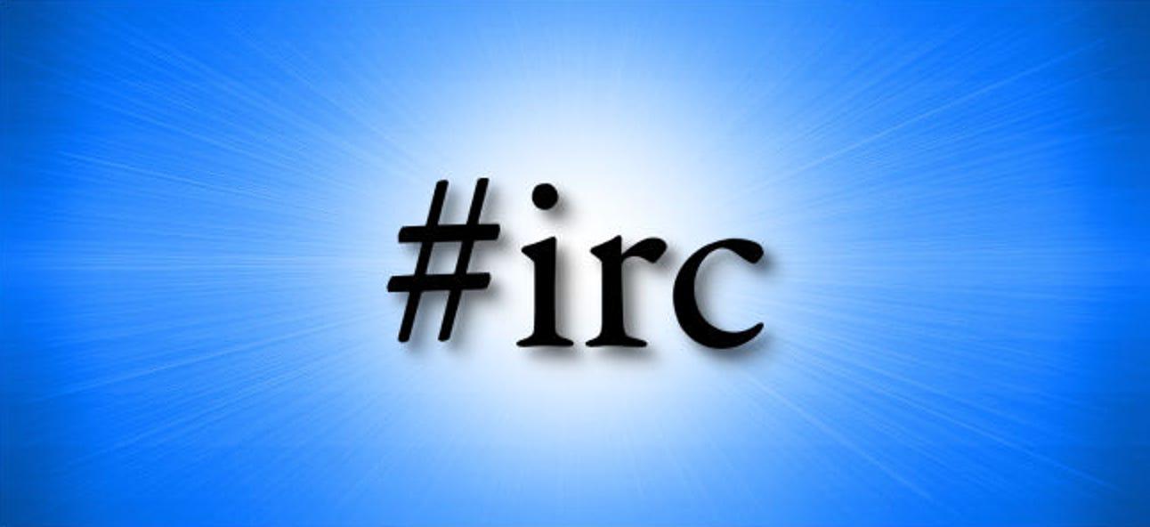 Warum 2020 die perfekte Zeit für einen erneuten Besuch des IRC ist