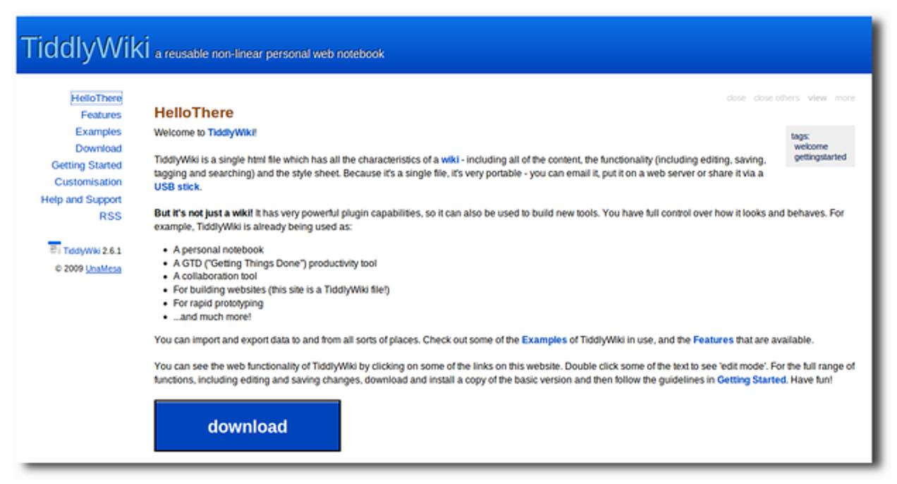 Erstellen Sie Ihr eigenes persönliches Wiki, das von jedem PC aus zugänglich ist