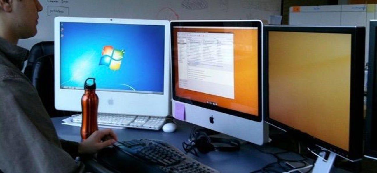 So benennen Sie Dateien unter Windows, Mac OS X oder Linux schnell im Stapel um