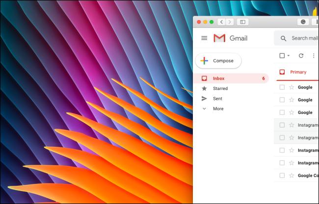 Keine Google Meet- oder Hangouts-Chat-Abschnitte in der Gmail-Sidebar