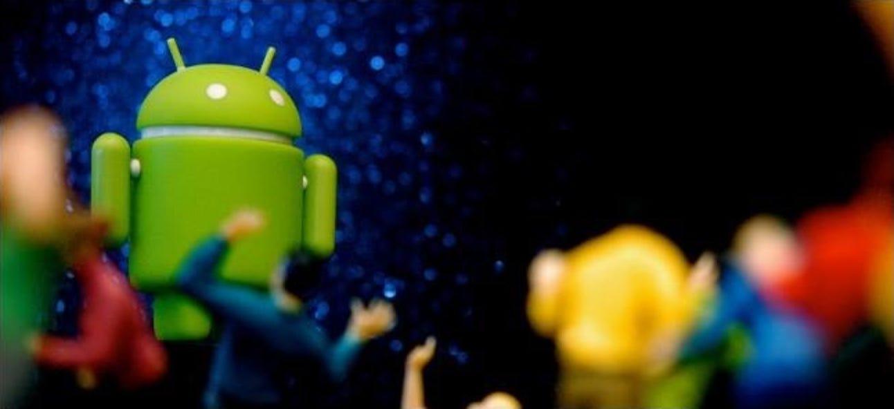 5+ Möglichkeiten, Android-Apps auf Ihrem Telefon oder Tablet zu installieren