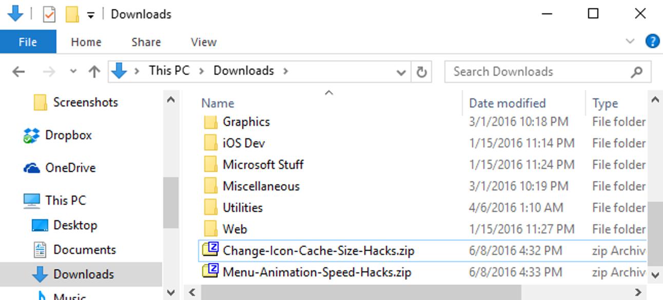 So ändern Sie den Speicherort des Download-Ordners von Internet Explorer