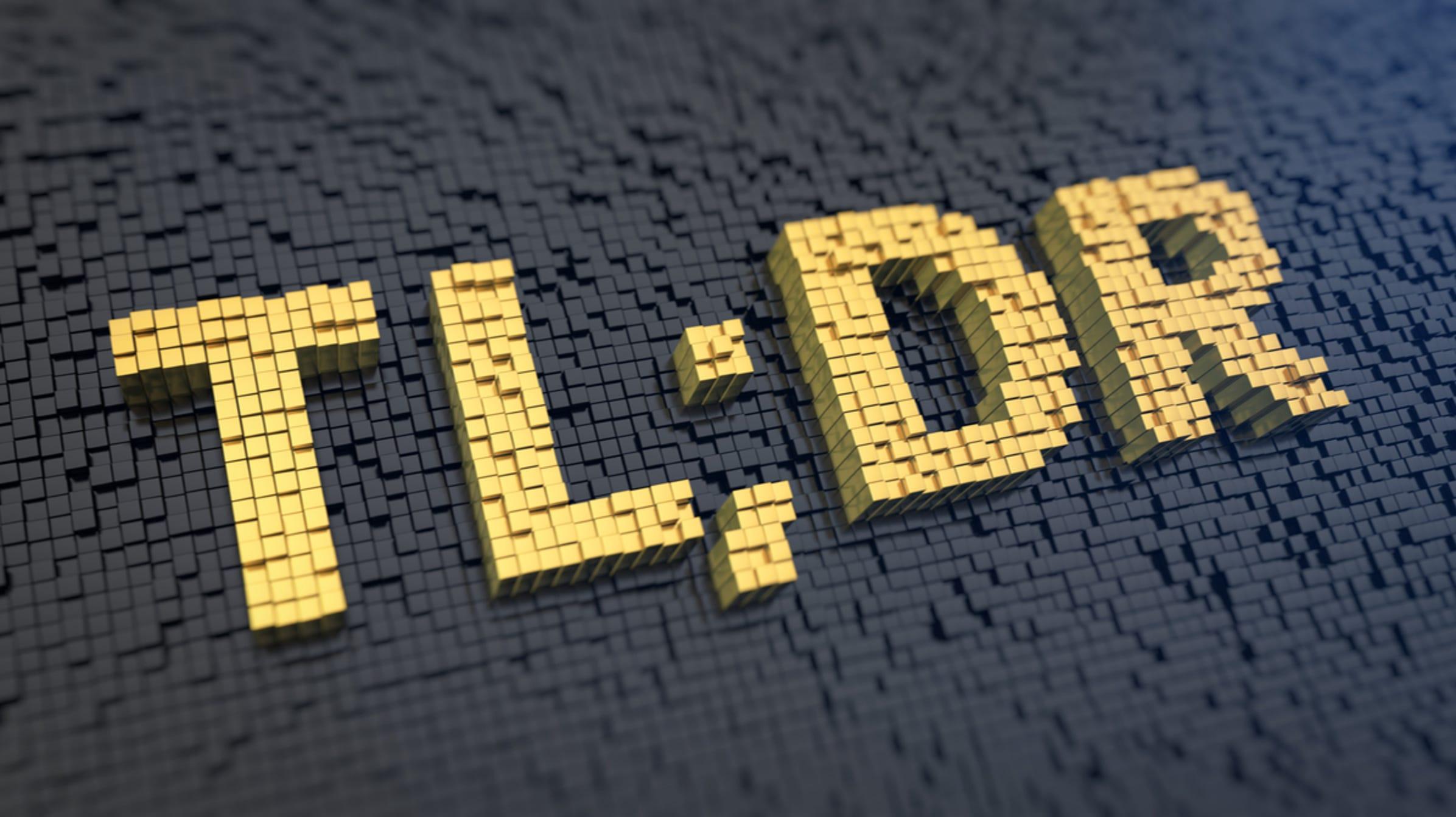 """Was bedeutet """"TLDR"""" und wie wird es verwendet?"""