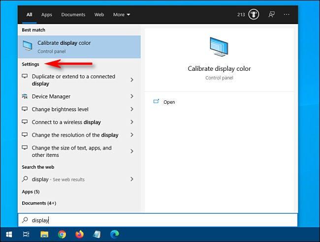 """Klicken """"Einstellungen"""" im Startmenü von Windows 10."""
