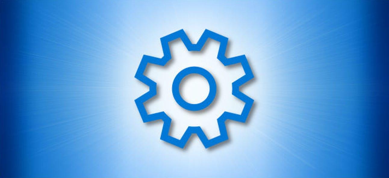 So finden Sie schnell bestimmte Systemeinstellungen unter Windows 10